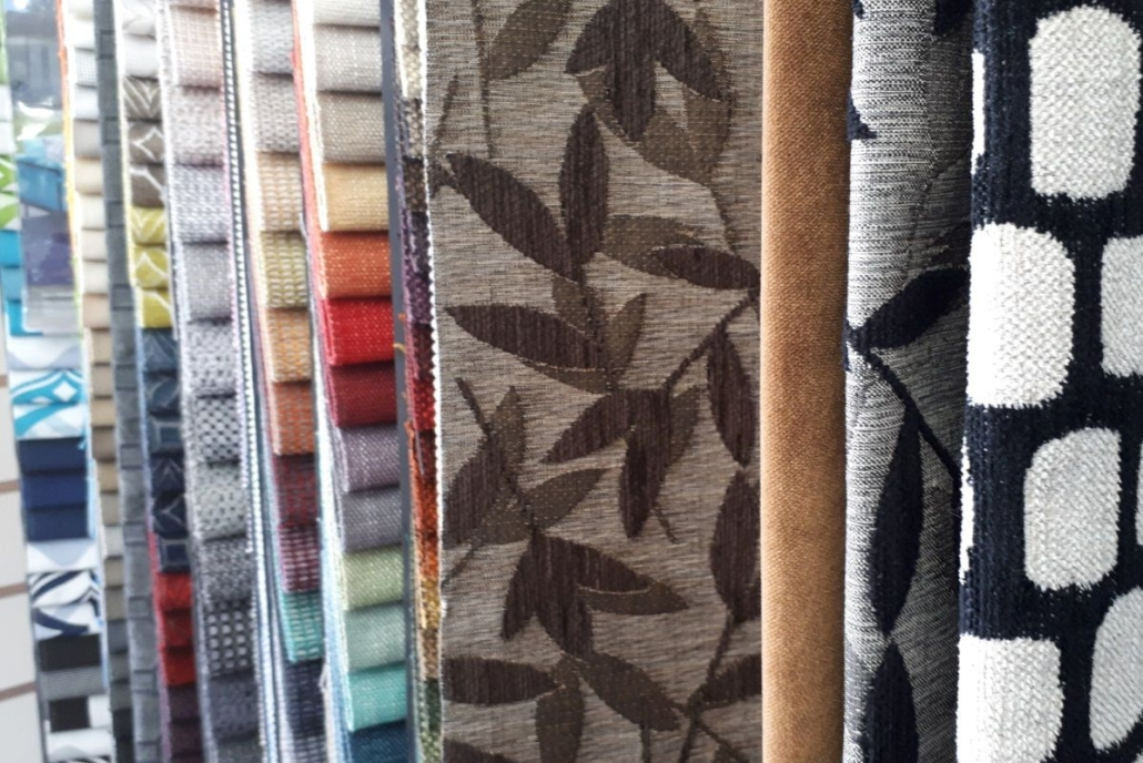 Douglas Outdoor & Textile Innovation, Fabric Selection, Hastings, Hawkes Bay