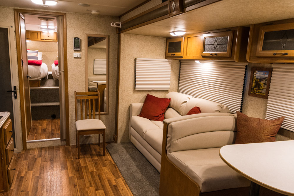 Motorhome interior refurbishment Hawkes Bay