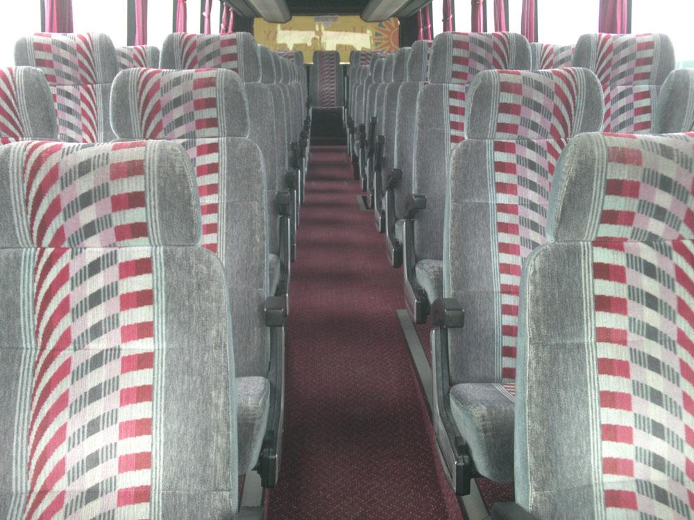 Bus seat repairs and refurbishment Hawkes Bay