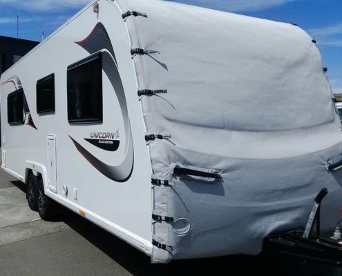 Caravan road cover upholstery Napier Hastings Hawkes Bay