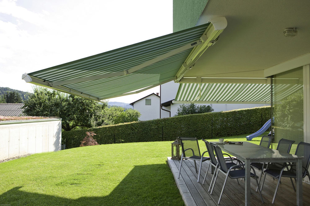 Awnings | Douglas - Outdoor & Textile Innovation | Hawkes Bay