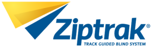 Ziptrak® Track Guided Screen System Logo
