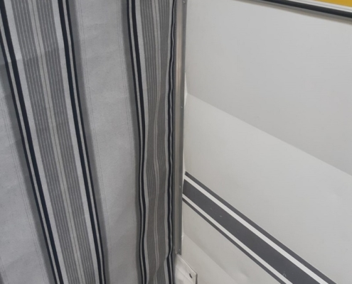 Caravan awning detailed fit Hawkes Bay